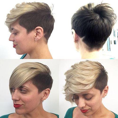 Diesen Winter möchtest Du einen trendigen Kurzhaarschnitt? Mit diesen 12 glänzenden Frisuren ziehst Du alle Blicke auf Dich!
