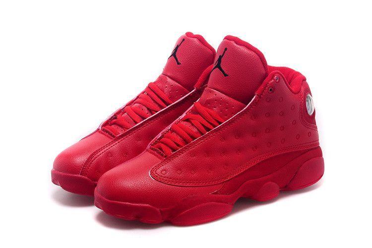 jordans retro 13 red