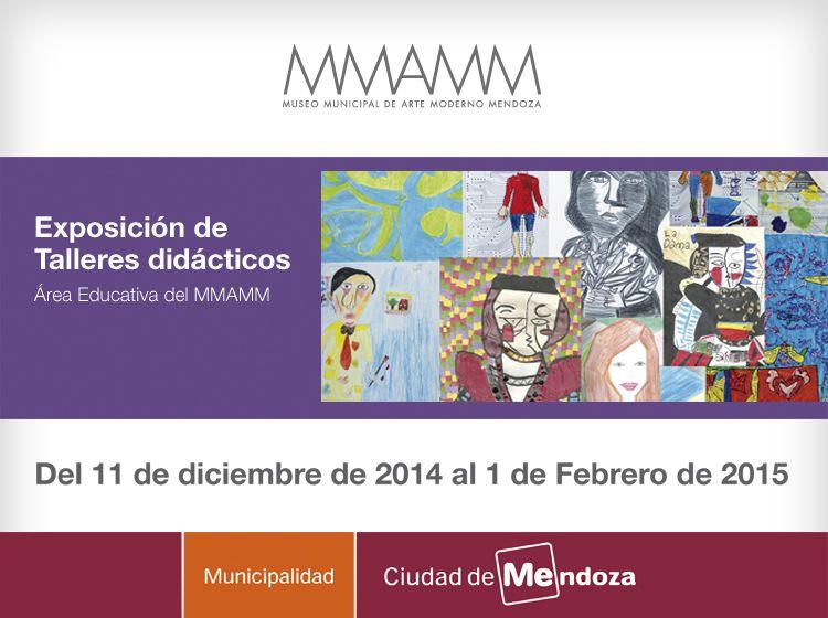 """""""II Exposición de Talleres didácticos del Área Educativa del MMAMM"""""""