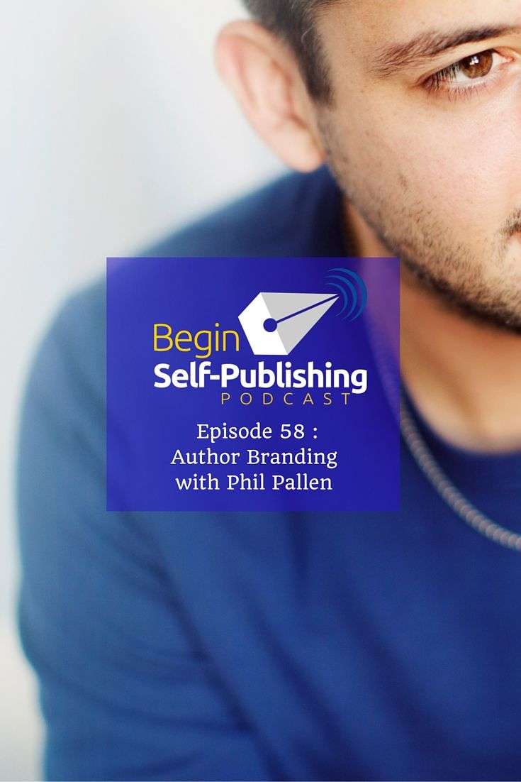 Author Branding with Phil Pallen via @stonehampress