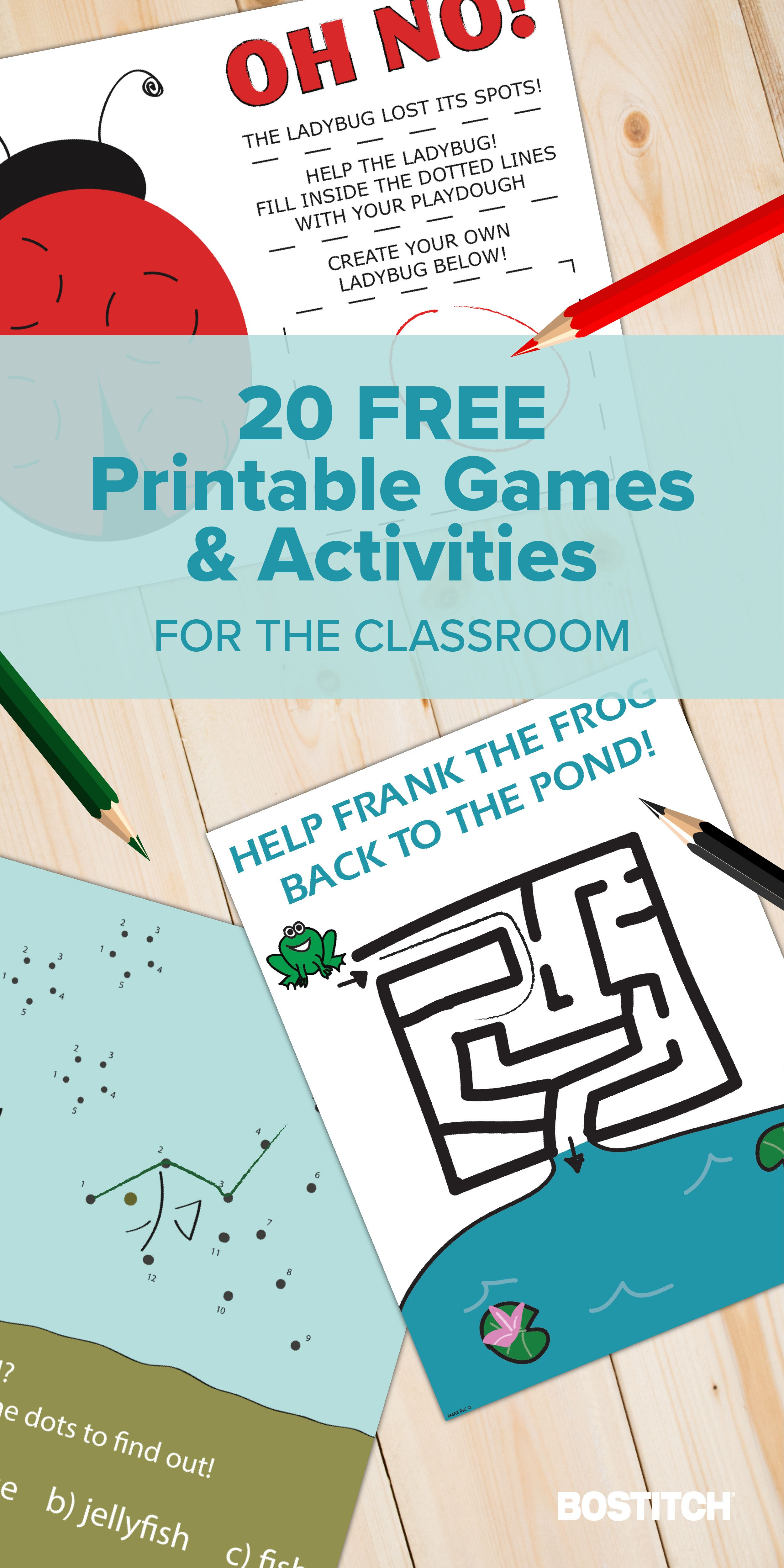 Free Classroom Games Amp Activities In