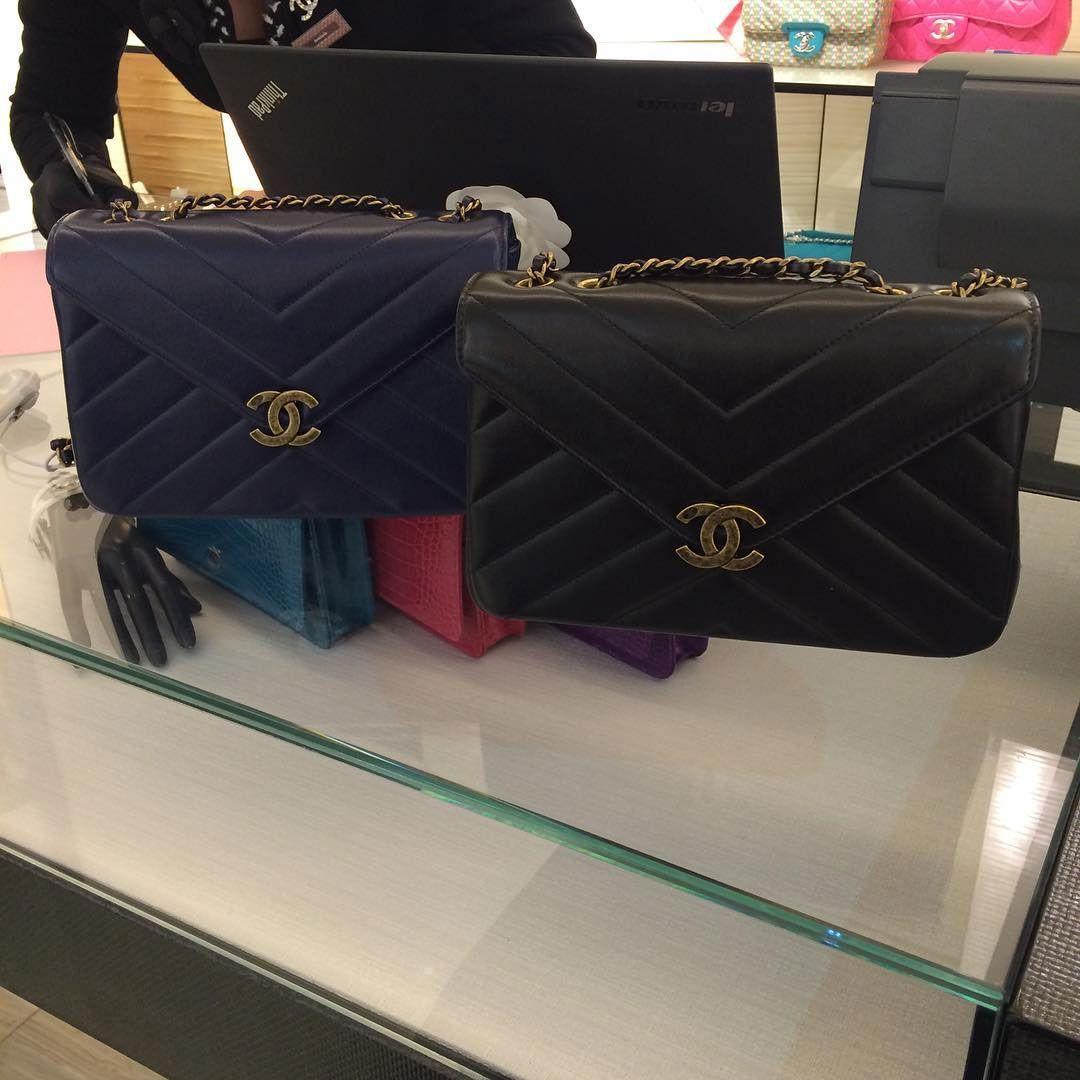 Chanel Vintage Coco Envelope Flap Bag Bragmybag Chanel Chevron Bag Vintage Chanel Bag Chevron Bags