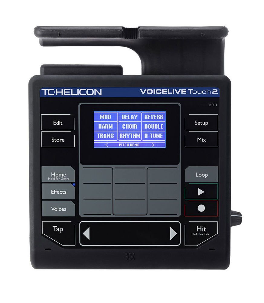 tc helicon voicelive touch 2 vocal effects looper processor free ship us can tcelectronic. Black Bedroom Furniture Sets. Home Design Ideas