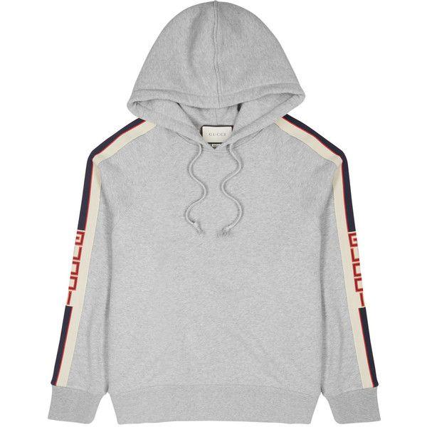 cbc89ce5ec9 Gucci Striped Cotton Sweatshirt ( 1