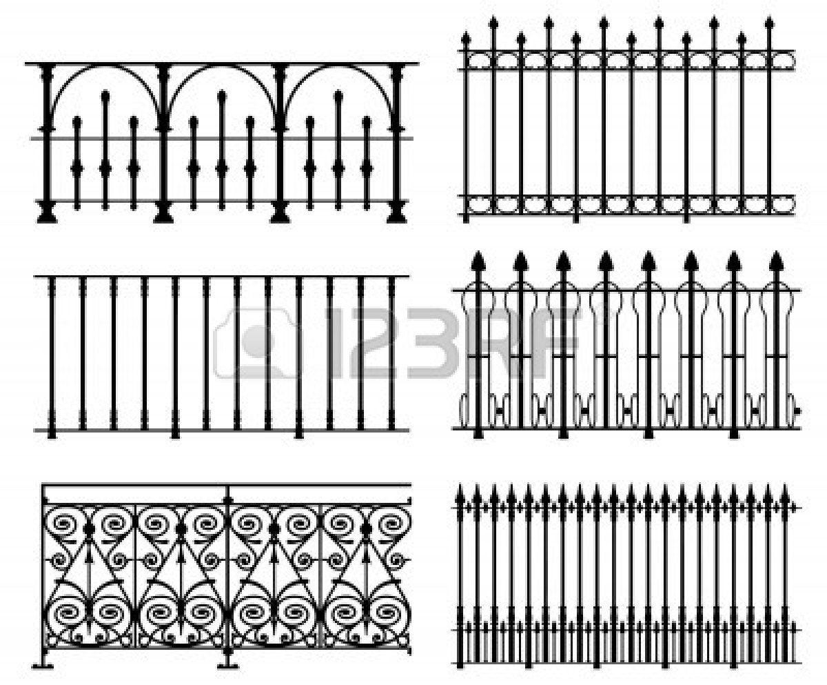 No white pickett fences for me