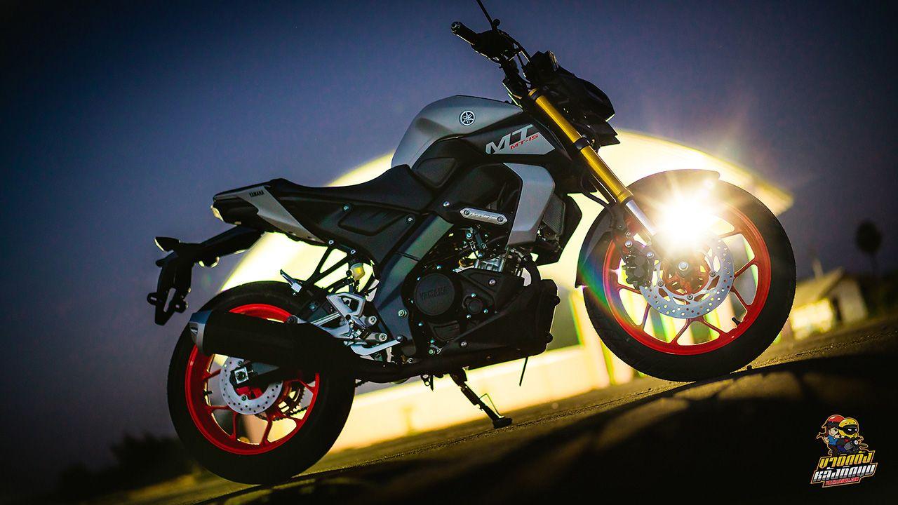 Mt 15, Motorcycle, Yamaha