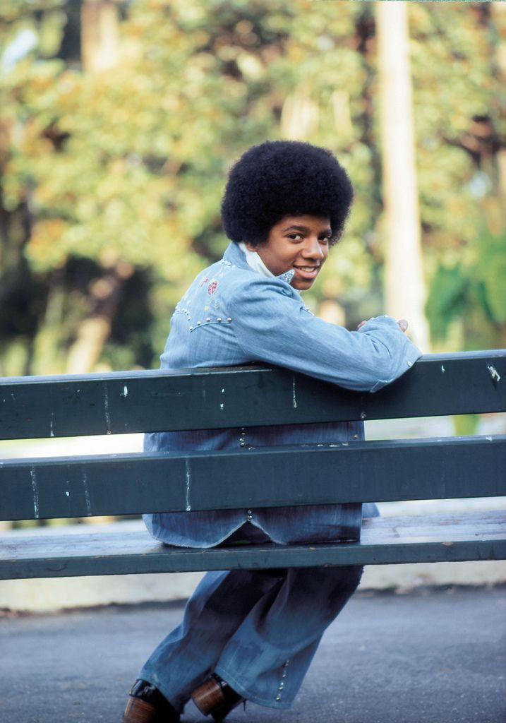 Outstanding 1973 Jim Britt Photoshoot Michael Jackson Jackson Pabps2019 Chair Design Images Pabps2019Com
