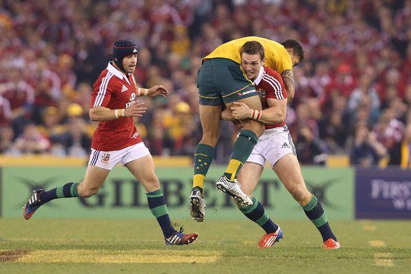 George North Photos Photos Australia V British Irish Lions Game 2 British Irish Lions British Lions Rugby Men