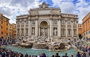 | ? | Fontana di Trevi - Campo Marzio, Rome | by © pedro...