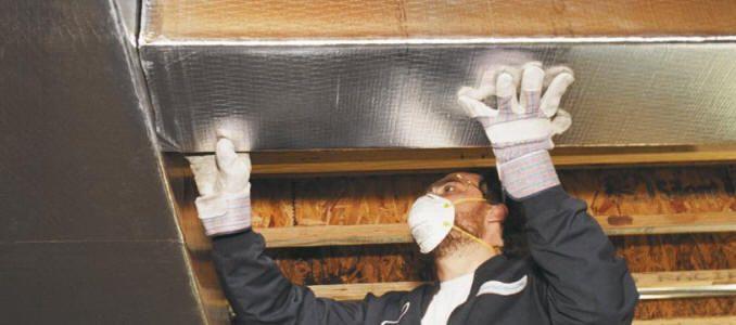 Toughgard 174 Duct Board Hvac Insulation Mechanical
