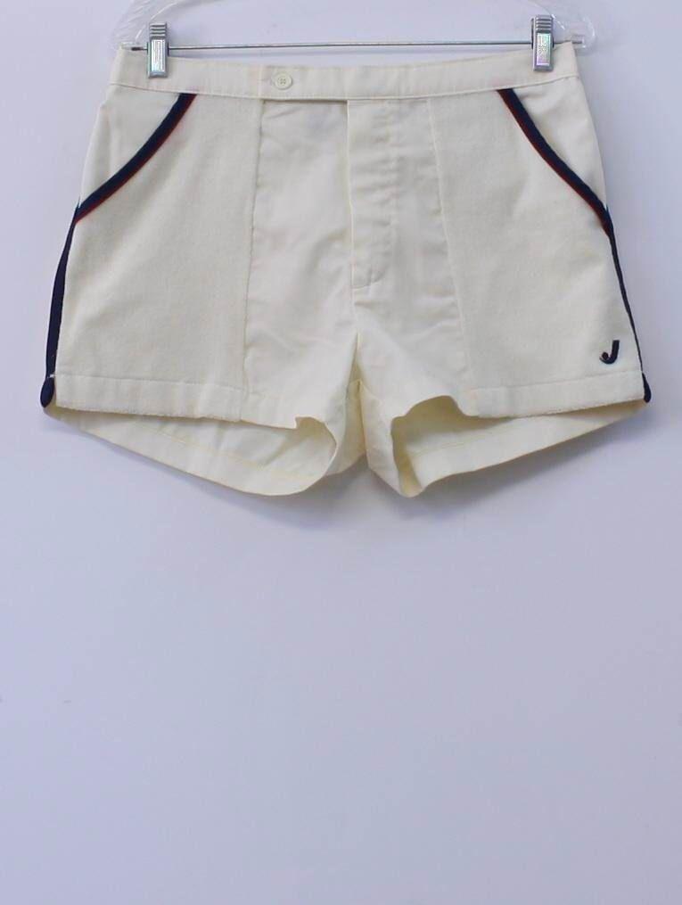 Rustyzipper Com Vintage Clothing Tennis Clothes Tennis Shorts Stripes Fashion