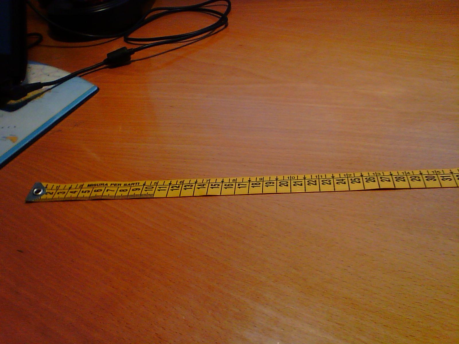 Sirve para medir la longitud