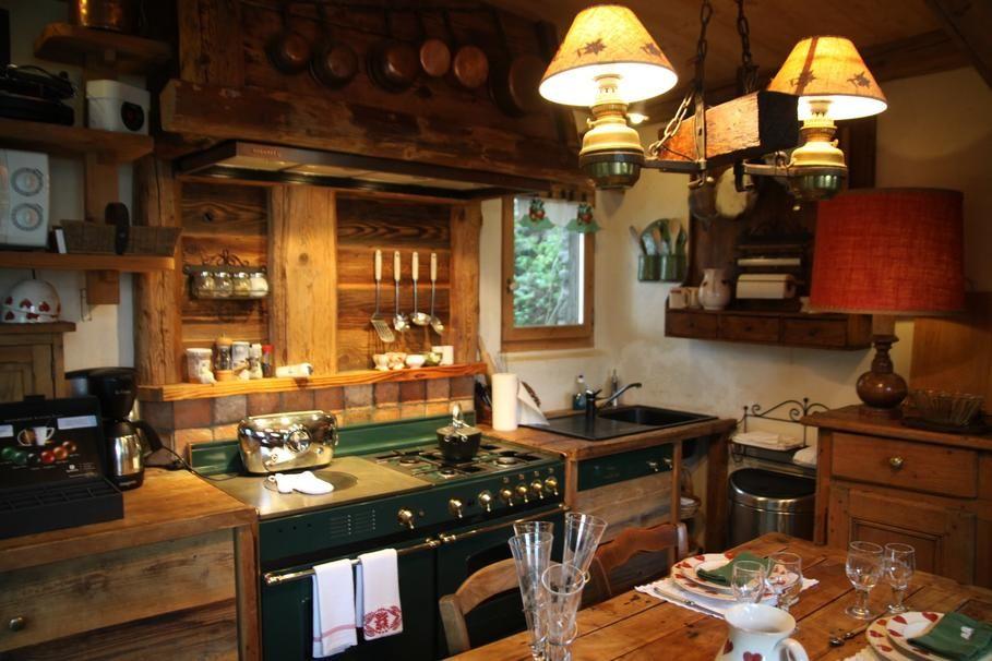 Best Cuisine Style Chalet Montagne Images - lalawgroup.us ...