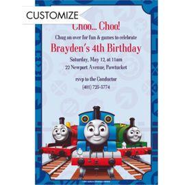 Thomas The Tank Engine Party Supplies Thomas The Tank Birthday