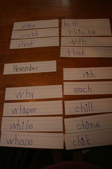 2 ideas for avoiding worksheets when doing spelling word work