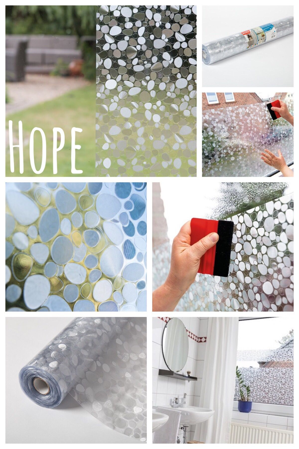 dcfix® static cling window film is a popular choice for