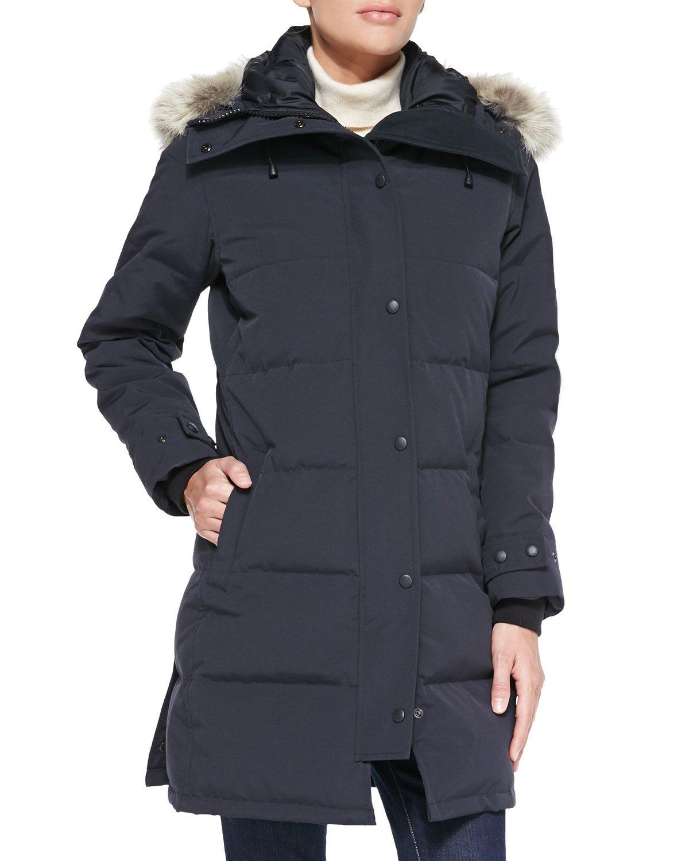 shelburne parka with fur hood size large silverbirch canada rh pinterest co uk