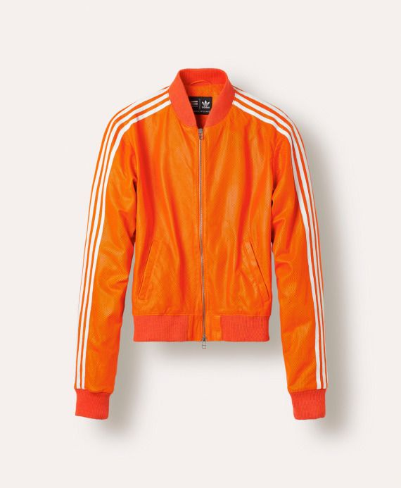 nouveau produit d4311 f93f9 Pharrell Williams x adidas Originals – Perforated Leather ...