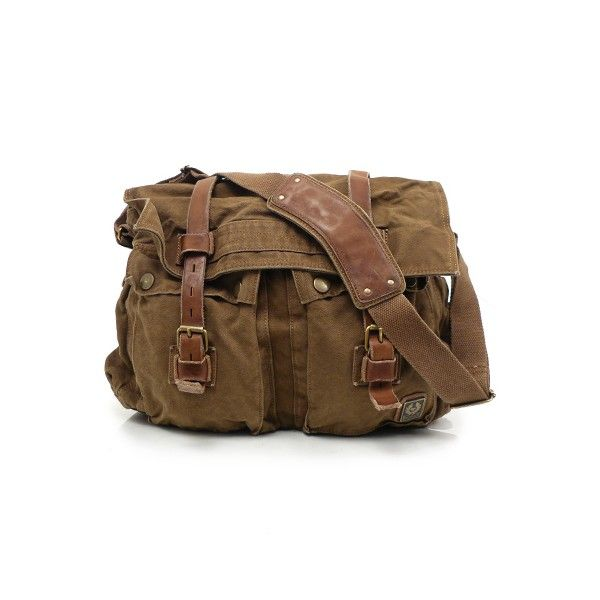 c27289cda6 Belstaff Large Colonial Shoulder Bag 554 Mountain Brown | My Style ...