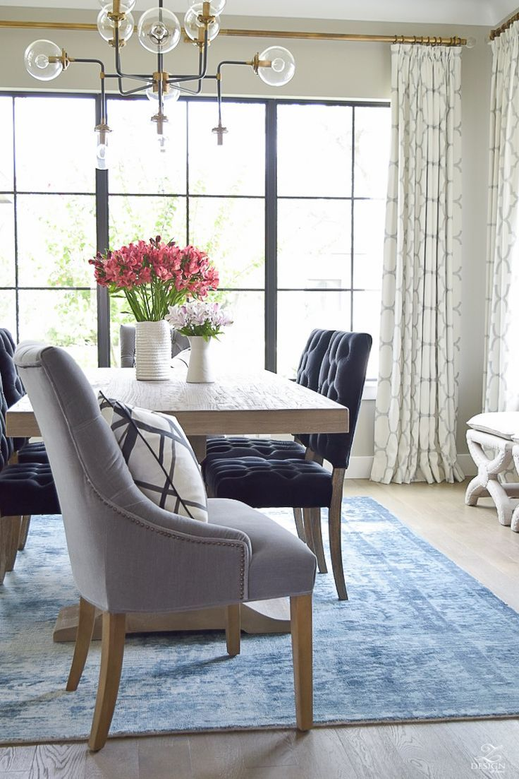 Cool Tufted Dining Chair For Elegant Dining Furniture