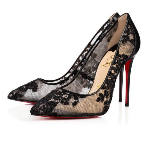 christian louboutin chaussures femme