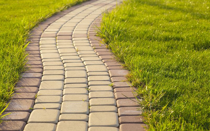 Photo of 15 Garden Path Ideas With Stepping Stones