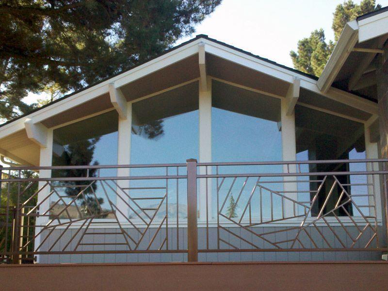 geometric+railing+designs   Modern Geometric Design   Chris ...
