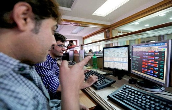 Sensex Ends with Gains Dispite Firm Global Cues Stock