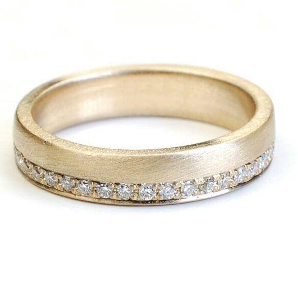 Explore Diamond Wedding Bands Gold Bandore