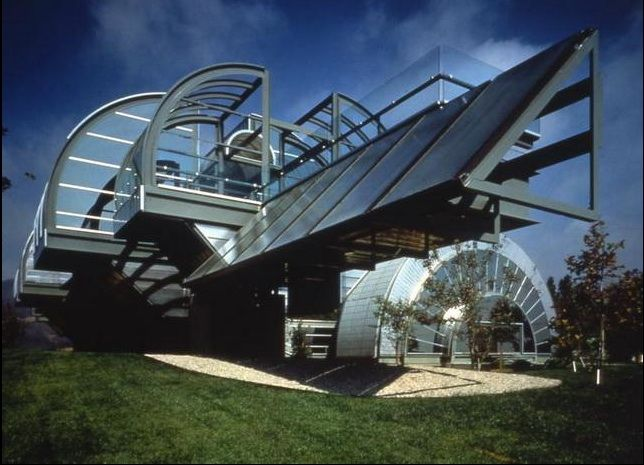 Ed niles sidley house modern architecture pinterest - Maison contemporaine malibu niles architecte ...