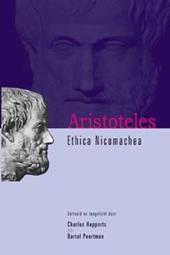 Aristoteles  - Ethica Nicomachea