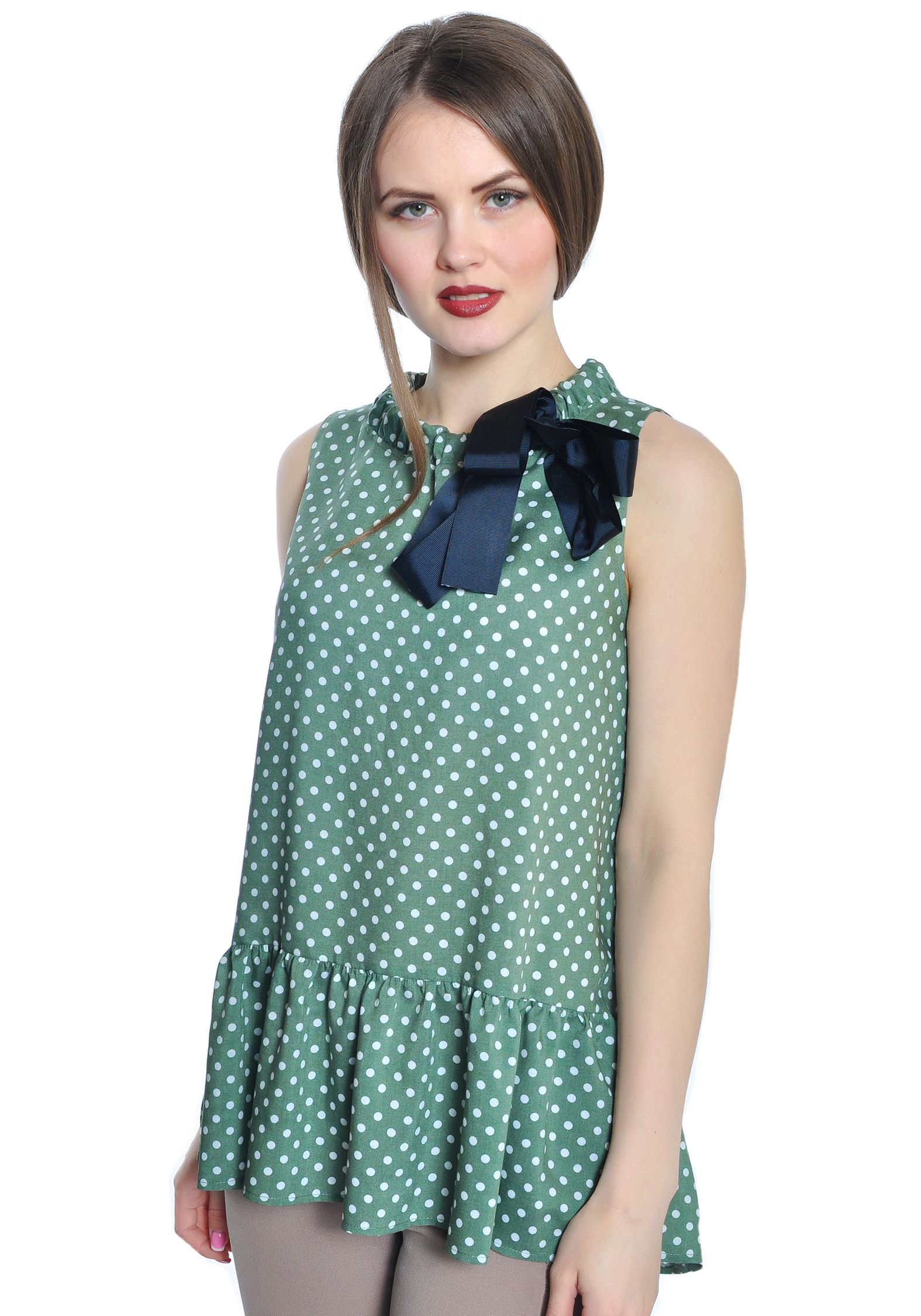 5ad0959bf72 Блузка цвет  хаки арт  1010200023 купить в Интернет магазине Quelle за  1499.00 руб - с доставкой по Москве и России