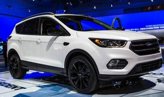 2019 Ford Escape Redesign And Release Date Ford Escape 2017 Ford Escape 2019 Ford
