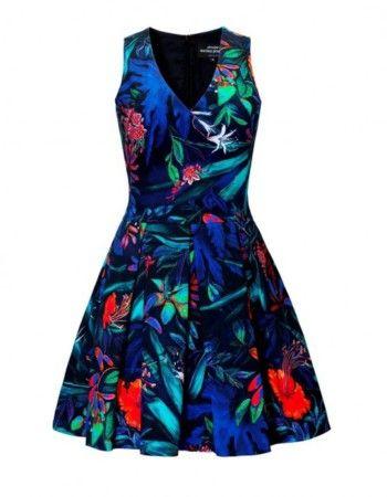 Kwieciste Sukienki 2017 Sukienki W Kwiaty Wiosna W Twojej Szafie Dresses Fashion Mini Dress