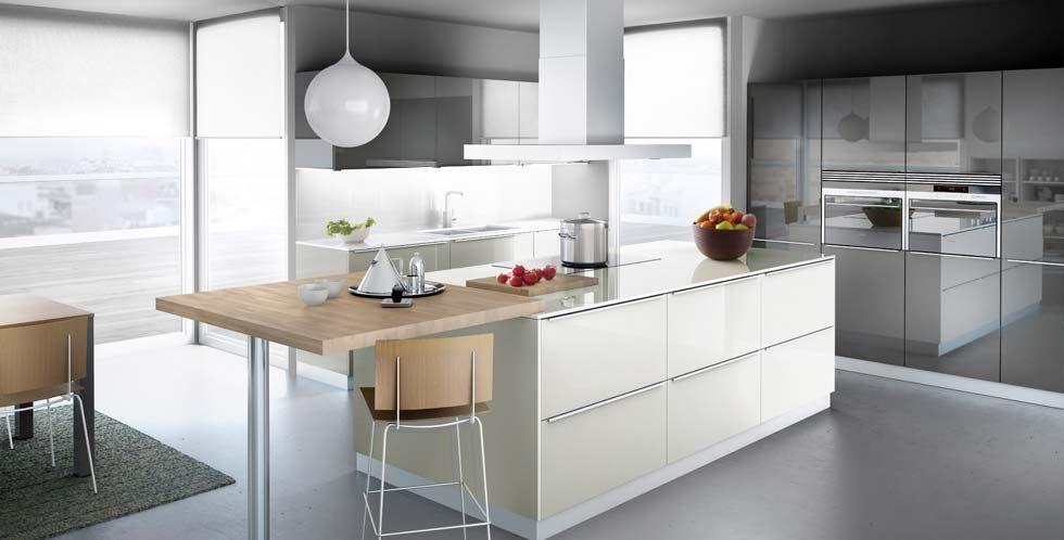 Cocinas y muebles de cocina xey serie cocinas - Muebles de cocina xey ...