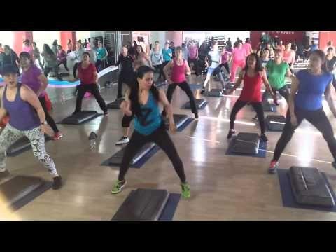 Zumba Step El Coco No Nancy Soria Step Workout Belly Dancing Classes Zumba