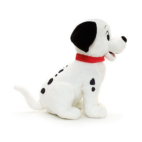 New Official Disney 101 Dalmatians Lucky 13 Inch Soft Plush Toy