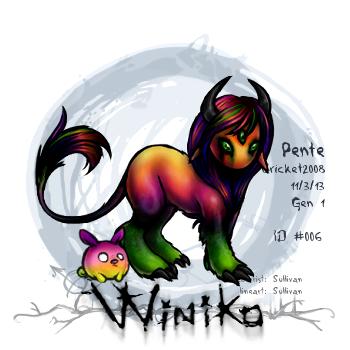 "Winiko Oct 2013 ""Winiko Returns"" raffle (With images"