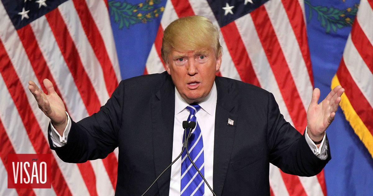 Trump: Temos de mostrar ao mundo que estamos juntos em paz amor e harmonia