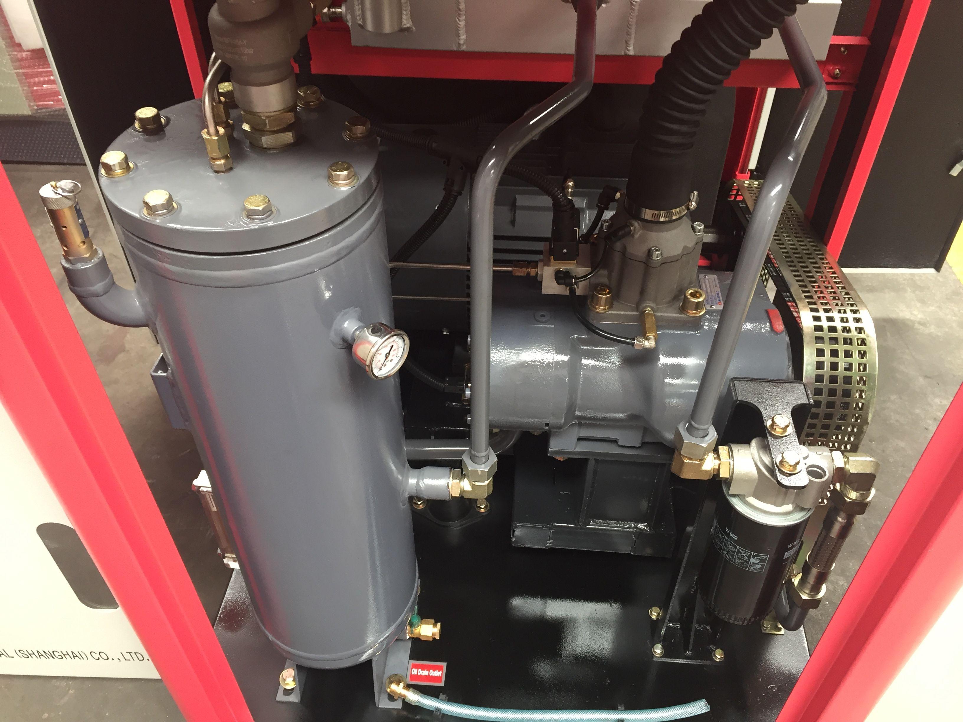 ELANG COMPRESSOR 收藏于 Direct Driven Screw Compressor