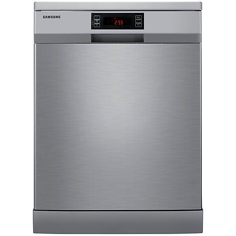 Samsung Dw Fn320t Dishwasher Silver Freestanding Dishwashers