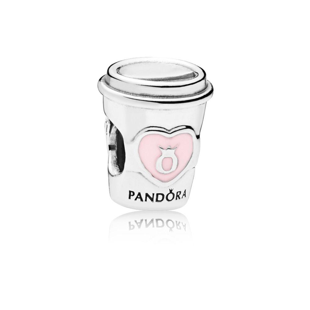 pandora charm caffe