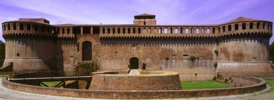 Rocca sforzesca di bagnara di romagna ravenna e dintorni for Stili di arredamento interni