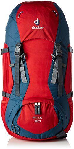 Cheap Deuter Fox 30 Kid's Hiking Backpack, FireArctic