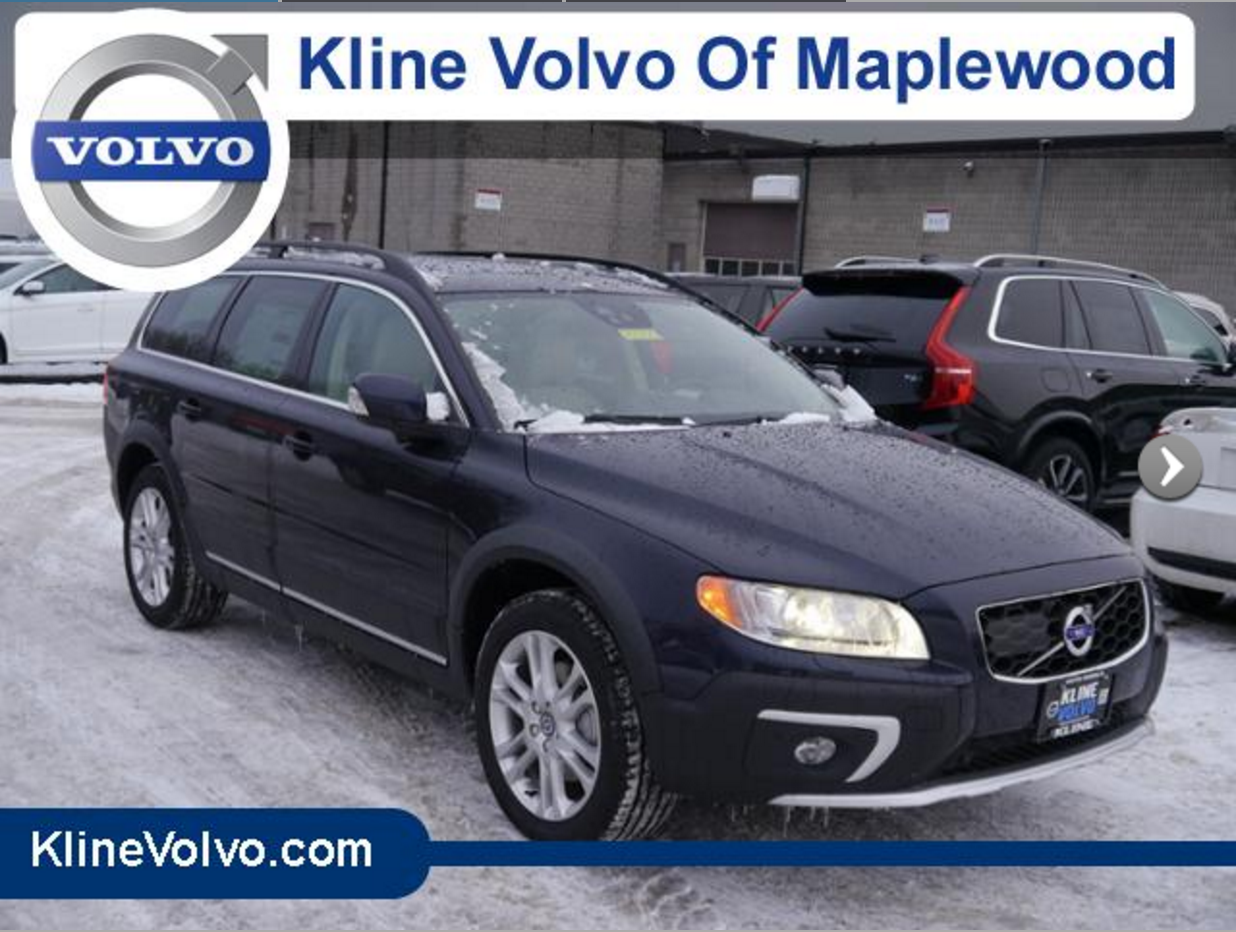 For Sale At Kline Volvo Of Maplewood New 2016 Volvo Xc70 T5 Platinum Wagon Volvo Maplewood Car Dealer