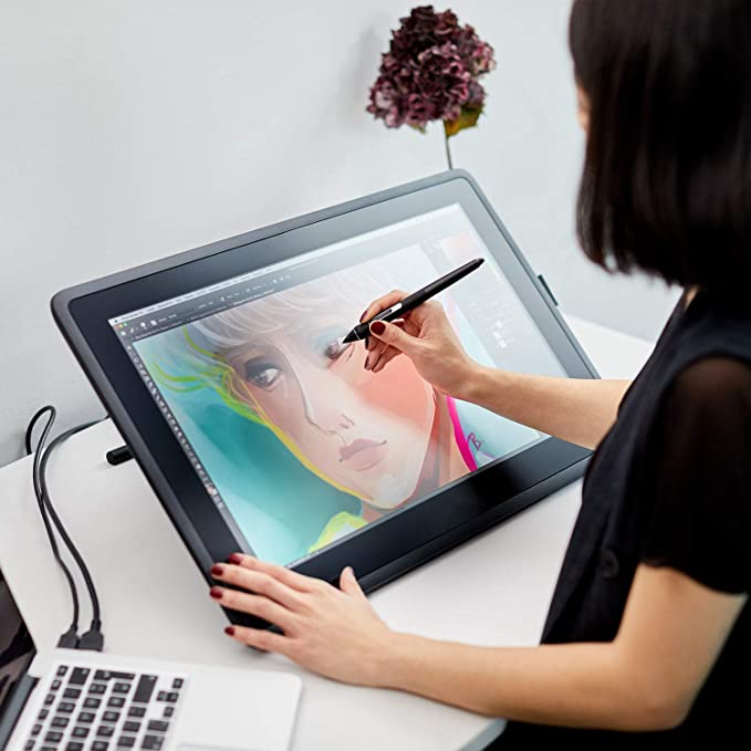 Amazon.com: Wacom Cintiq 16 Drawing Tablet with Screen (DTK1660K0A): Computers & Accessories