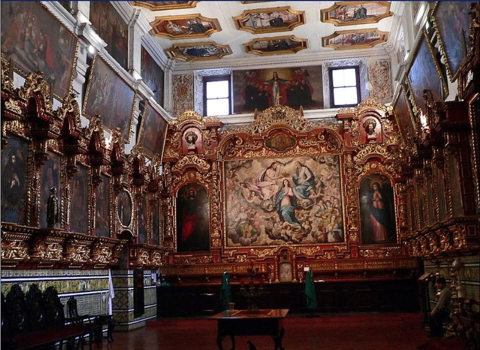 La Iglesia De La Compañía Una Joya Del Arte Barroco En