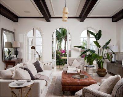 Mediterranean Living Room Design Ideas Decorating Ideas In 2019