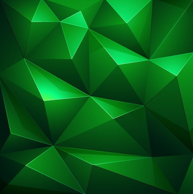 Abstract Green Triangle Background Vector Illustration Free Vector Graphics All Free Web Resources For Des Triangle Background Vector Illustration Abstract