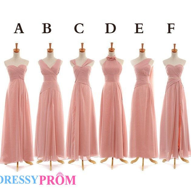 Hot Sale Six Style  Aline/Princess Ruched Long by DressyProm, $109.99